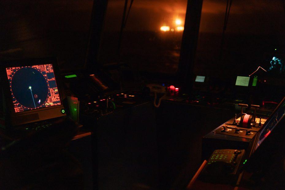 Skip og radar